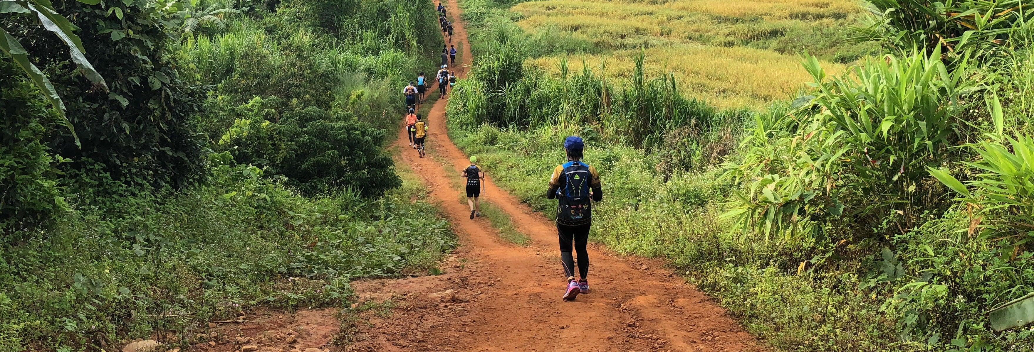Trekking por Chiang Rai