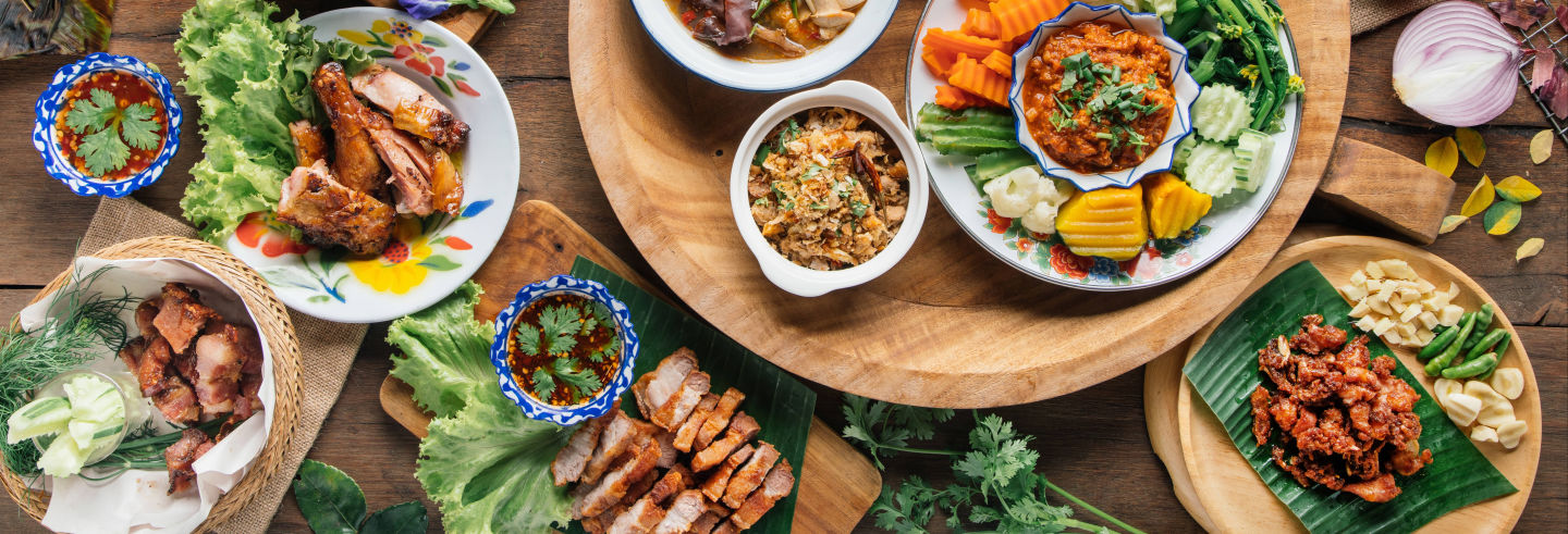 Clase de cocina tailandesa en Khao Lak