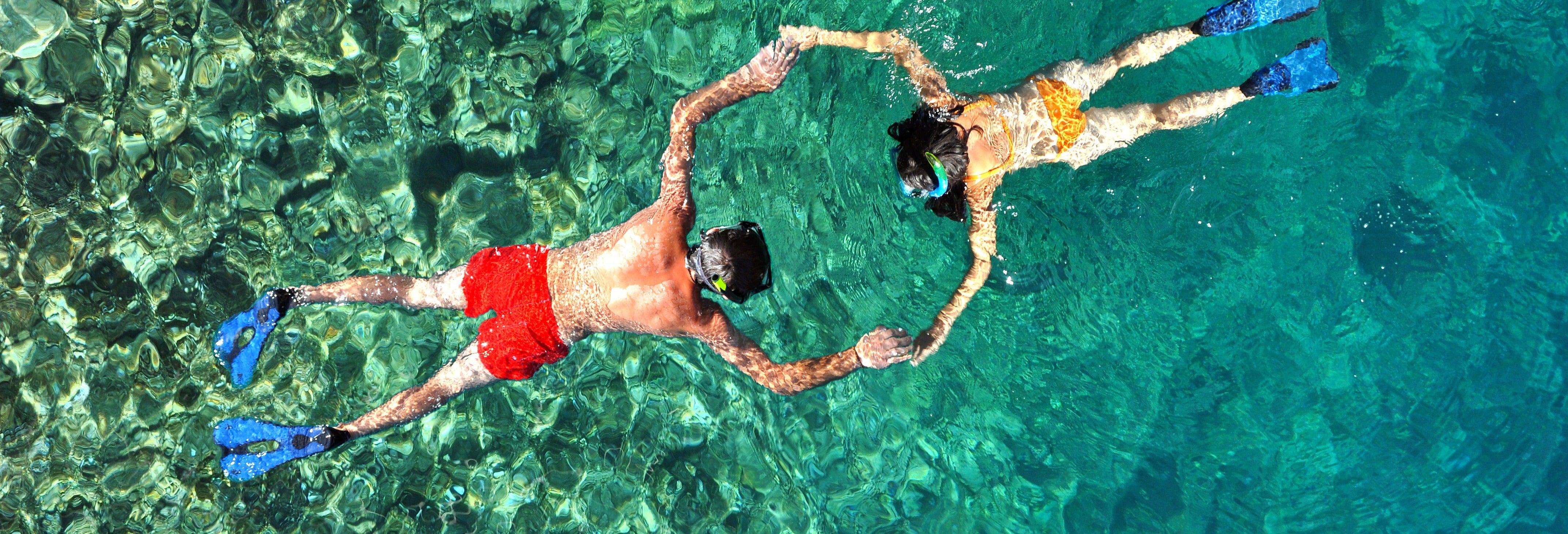 Snorkel en las islas de Koh Lanta