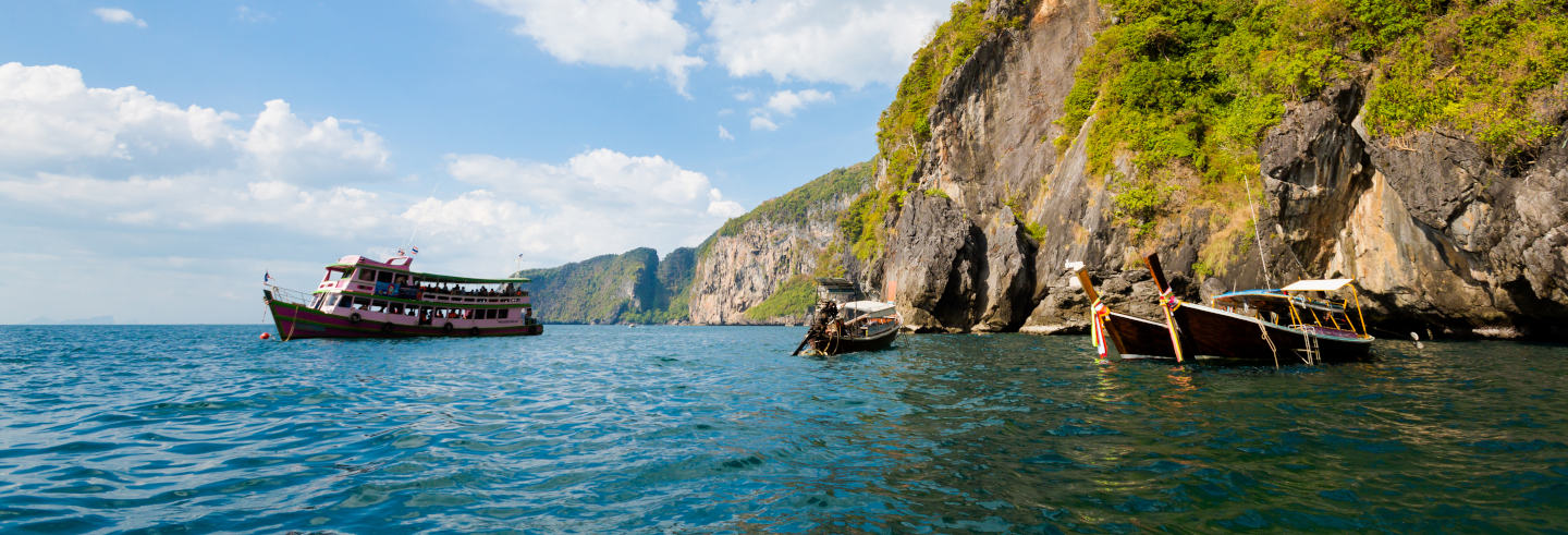 Excursion aux îles de la mer d'Andaman