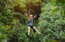 Tour de aventura por Ko Pha Ngan