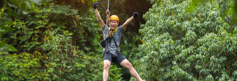 Ko Pha Ngan Adventure Tour