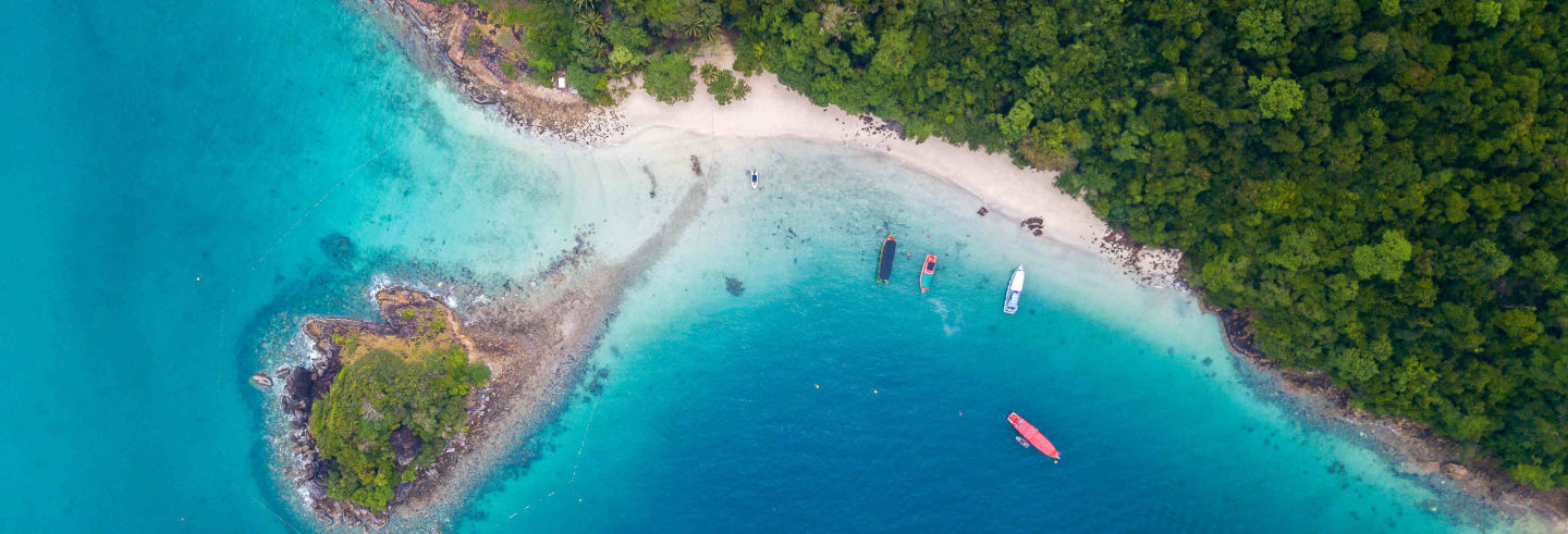 Snorkel en Koh Rang