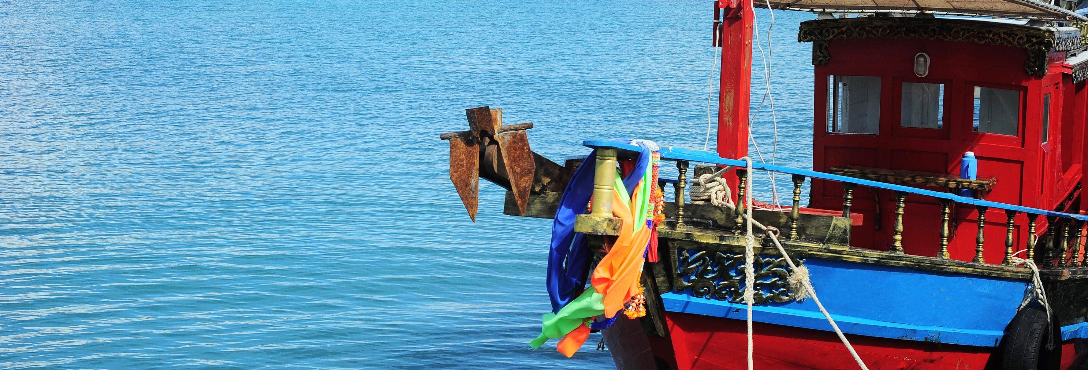 Snorkel en Koh Chang