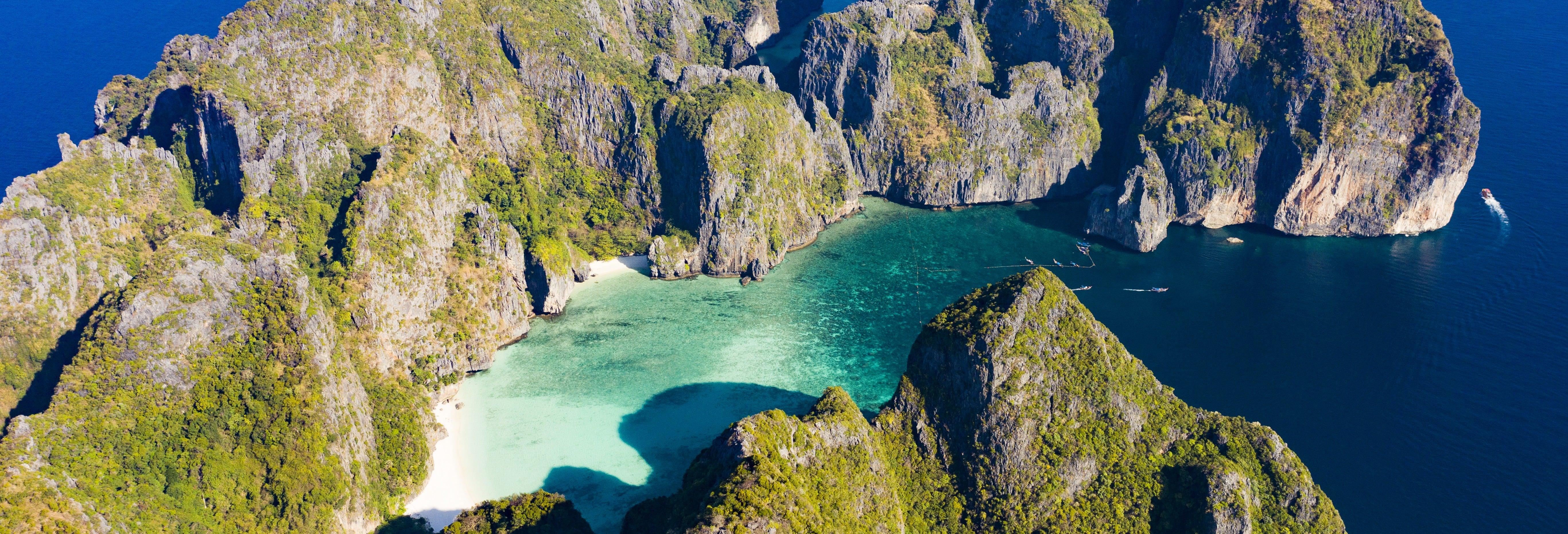 Tour por las islas Phi Phi