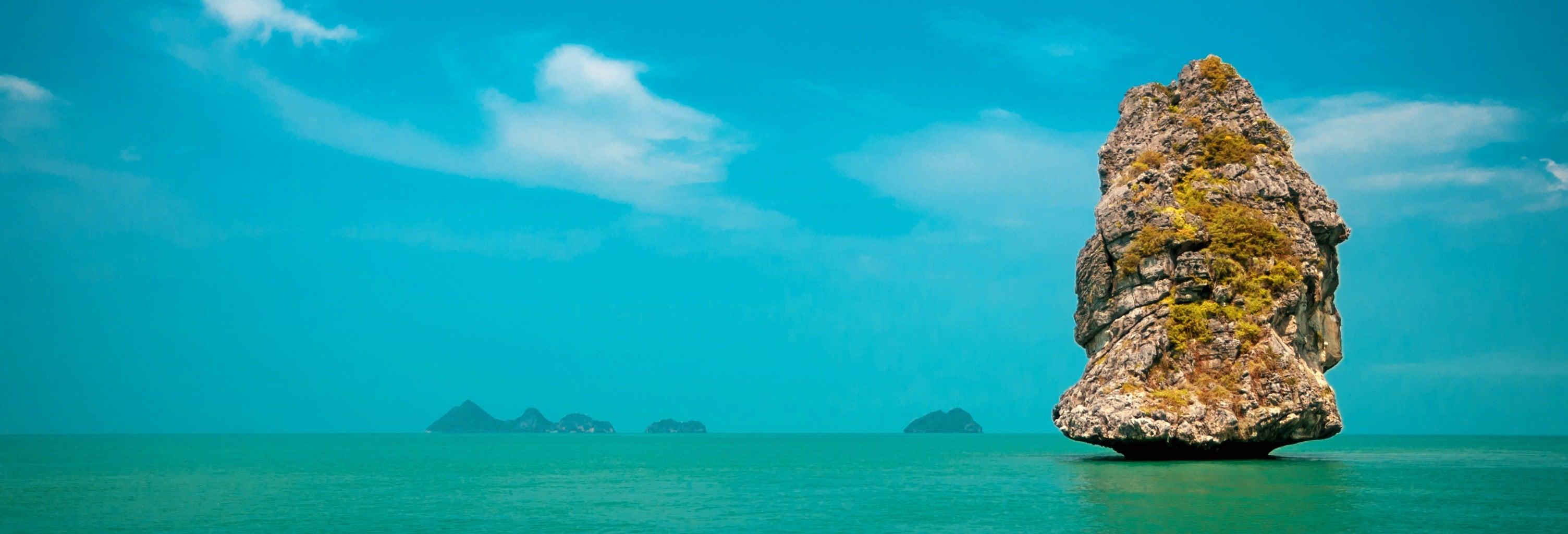 Crucero de lujo por Ang Thong