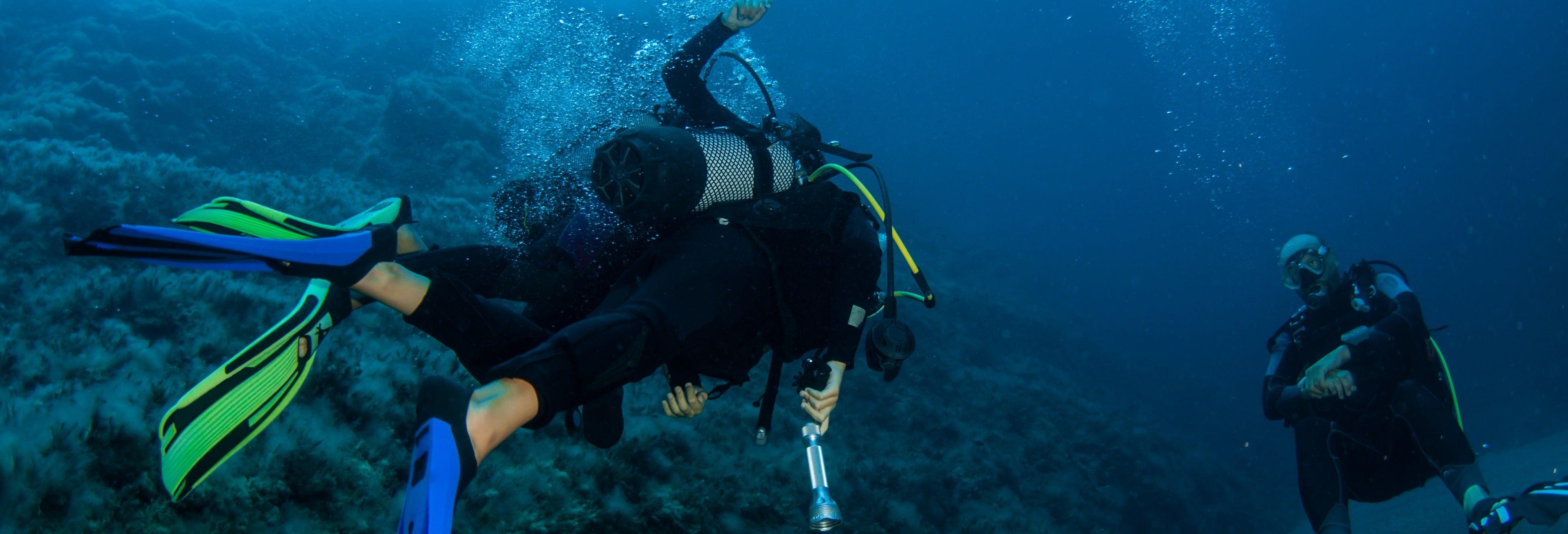 Corso di immersione PADI Open Water