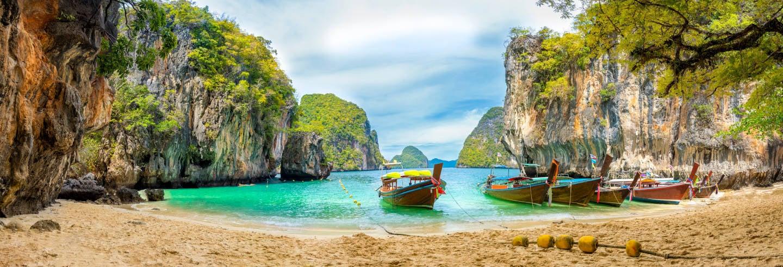 Excursion sur l'île Hong et Koh Nok