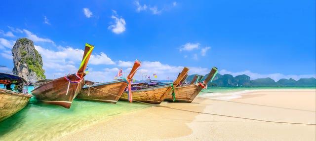 Excursión a las islas de Krabi