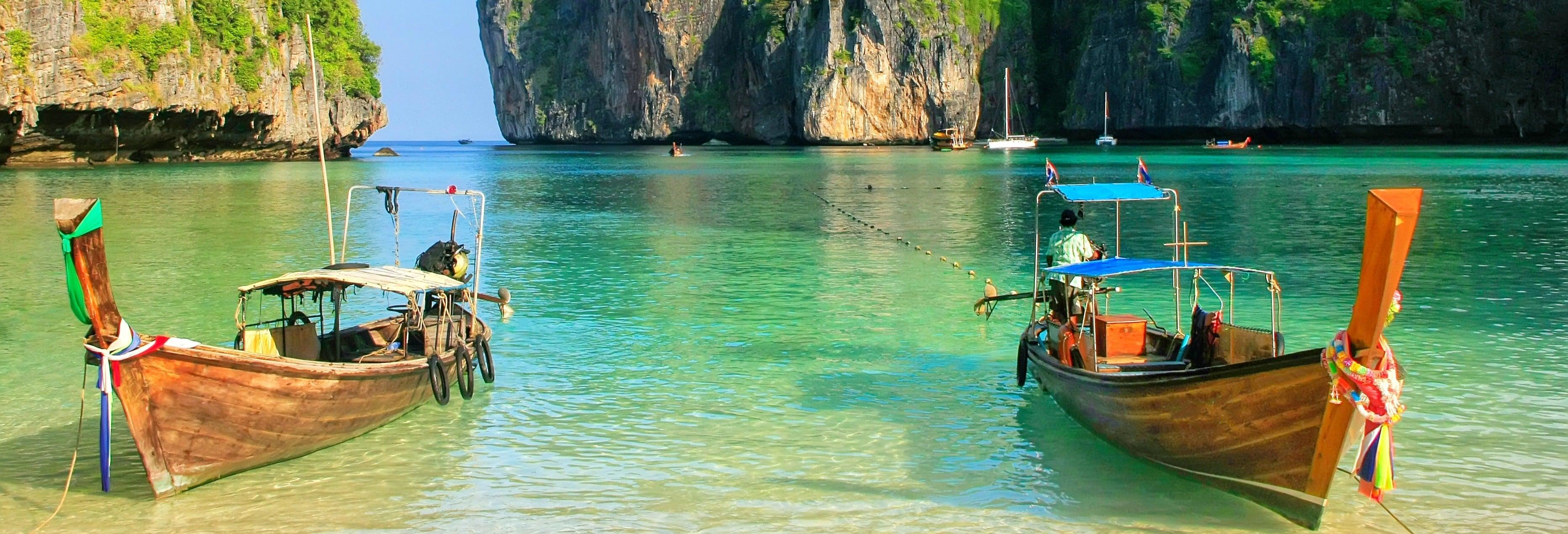 Traghetto per le isole Phi Phi