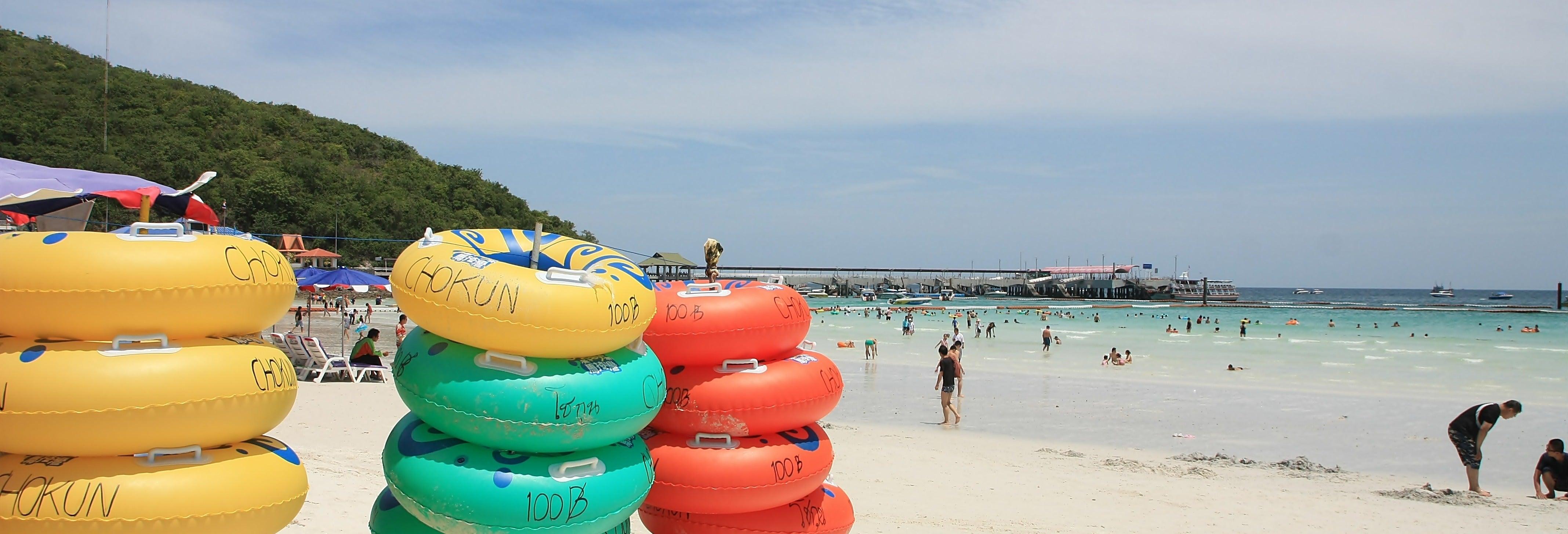Excursión a Coral Island en lancha rápida