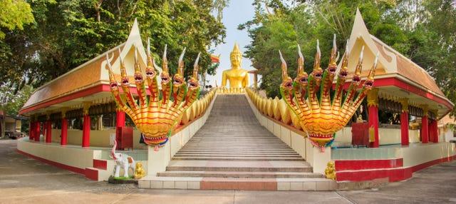 Visita guiada à colina do Grande Buda