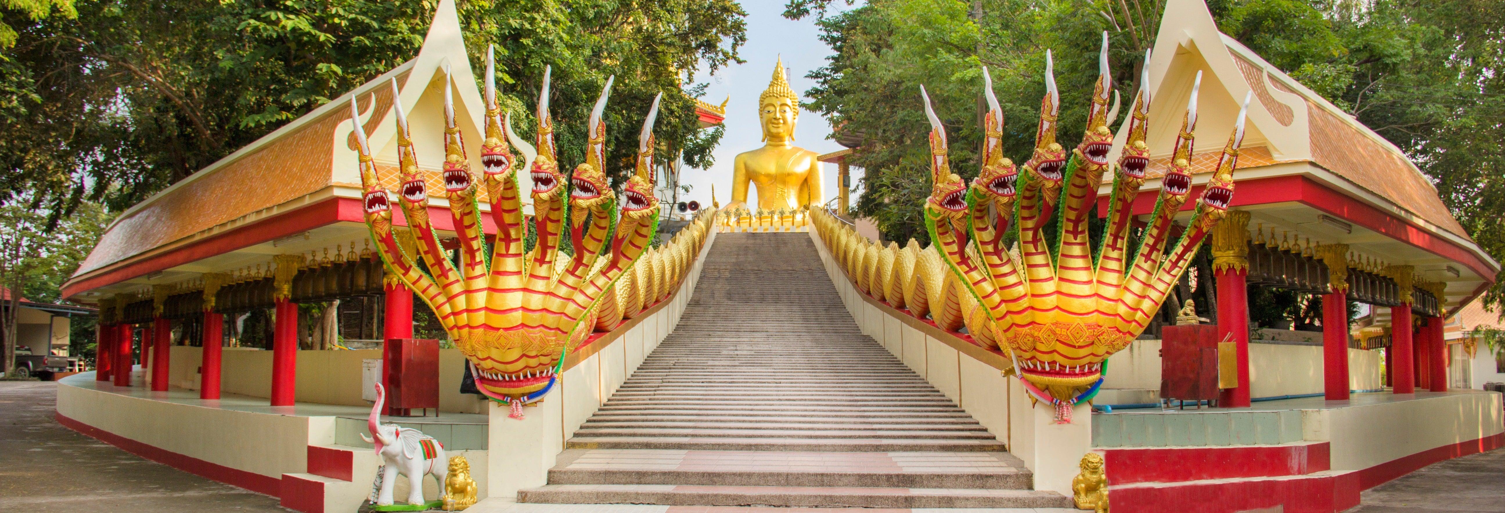 Visita guiada a la colina del Gran Buda