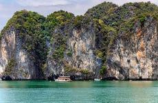 Excursión a la isla de James Bond en barco