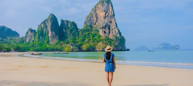 Escursione all'isola di James Bond e Krabi