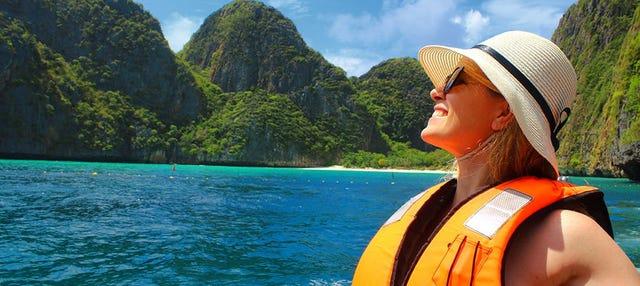 Excursion aux îles Phi Phi et Khai