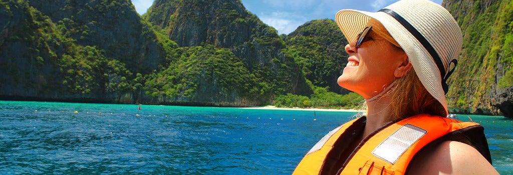 Excursión a las islas Phi Phi