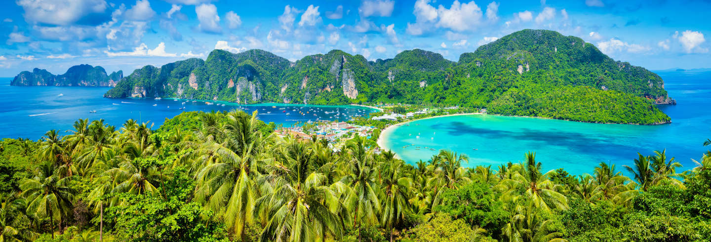 Phi Phi Islands Ferry Trip