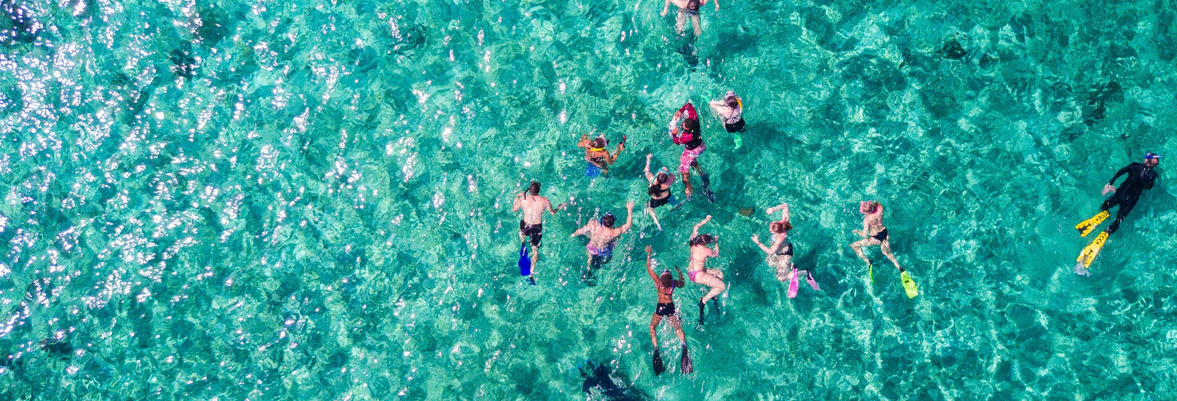Snorkeling alle Isole Similan