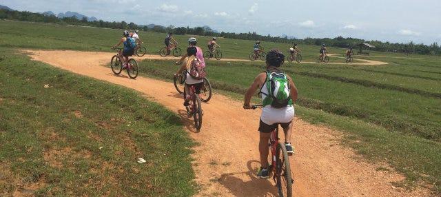 Tour en bicicleta por la isla de Koh Yao Noi