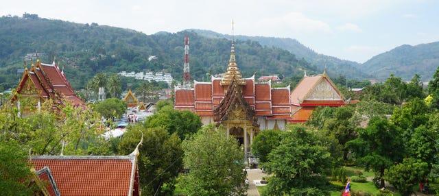 Visite guidée de Phuket