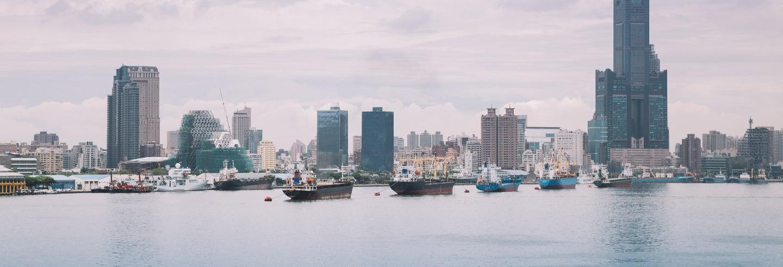 Tour por la isla Cijin y el puerto de Kaohsiung