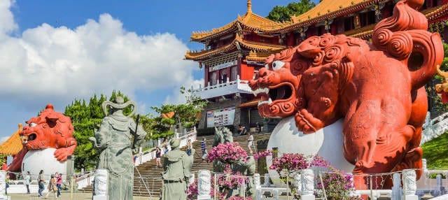 Circuito de 5 dias por Taiwan