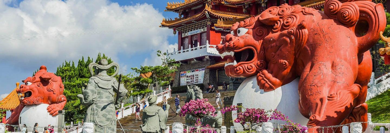 Circuito de 5 días por Taiwán