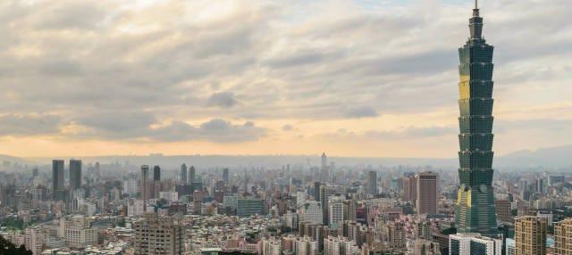 Ingresso do observatório do Taipei 101