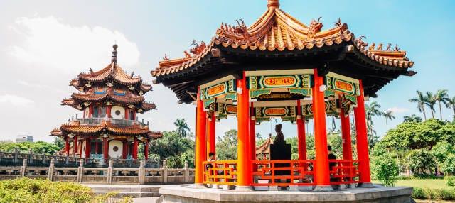 Free tour por Taipéi