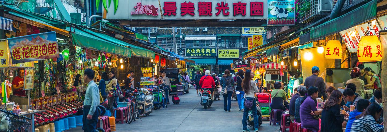 Visite gastronomique dans Taipei