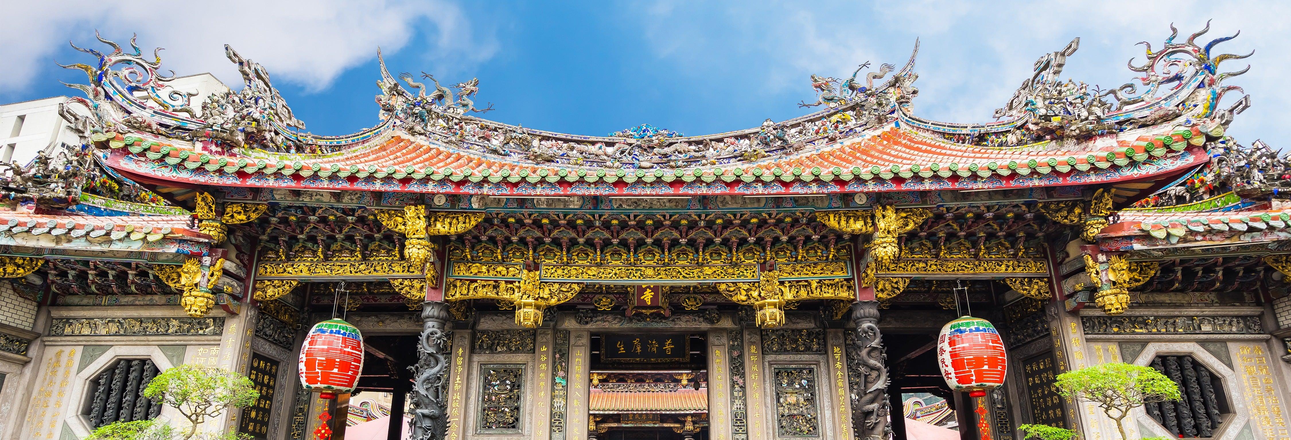 Tour privado por Taipéi con guía en español