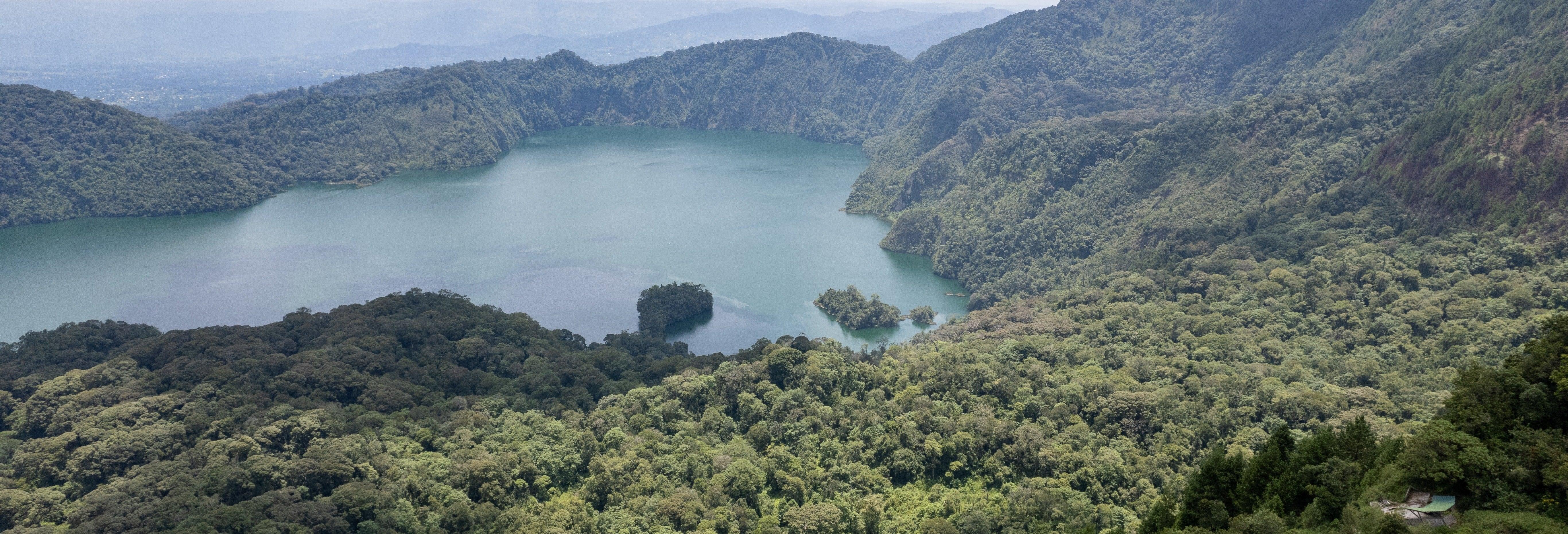 Excursión al lago Chala