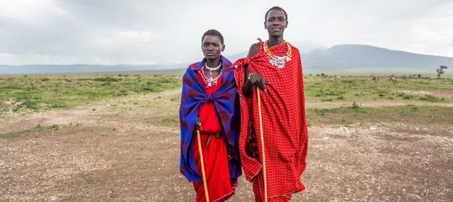 Excursion au village massaï Olpopongi