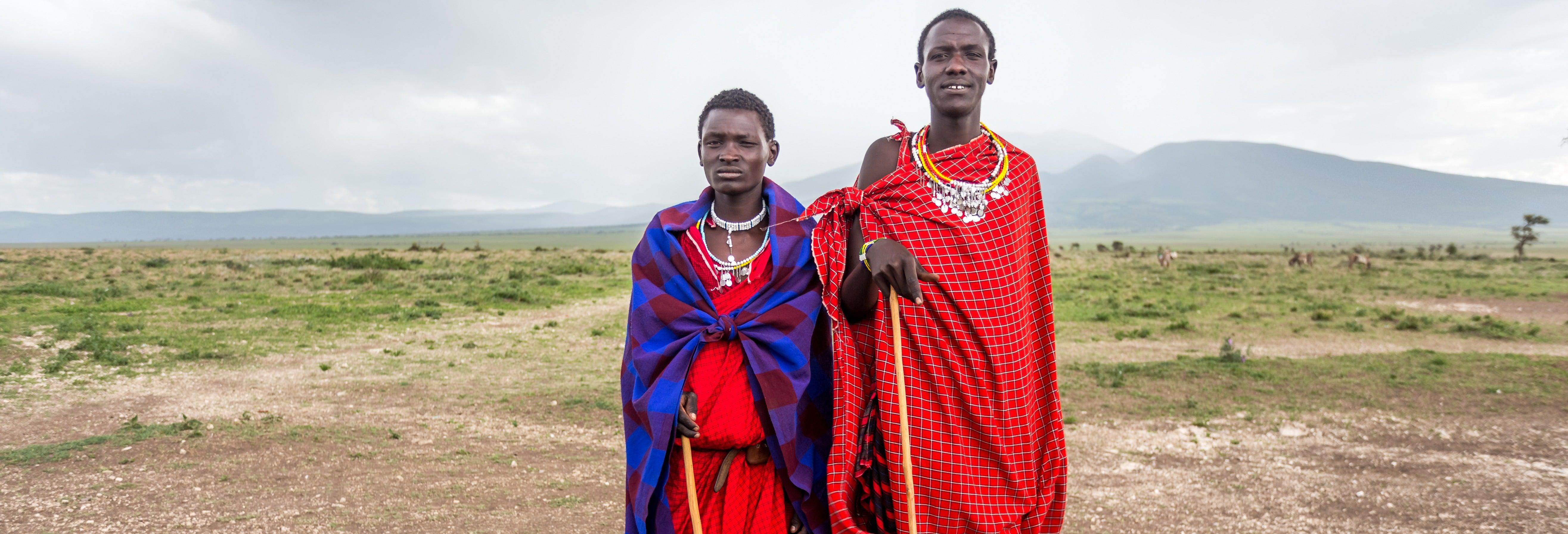 Escursione al villaggio masai di Olpopongi