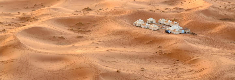 Escursione di 2 giorni nel deserto del Sahara