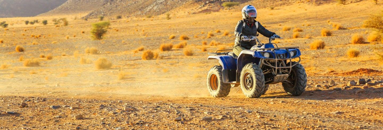 Tour de quadriciclo por Djerba