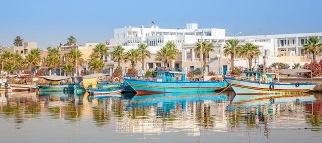 Excursión privada desde Hammamet