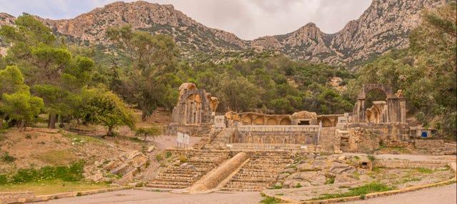 Excursión a Zaghouan