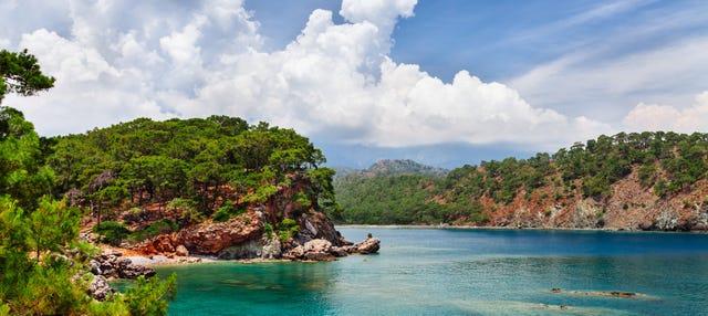 Crucero por el golfo de Antalya