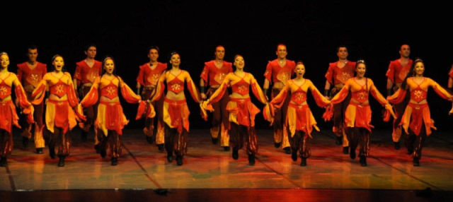 Fire of Anatolia Show
