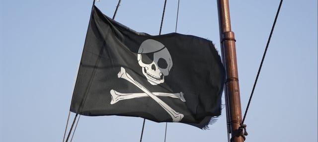 Antalya Pirate Ship