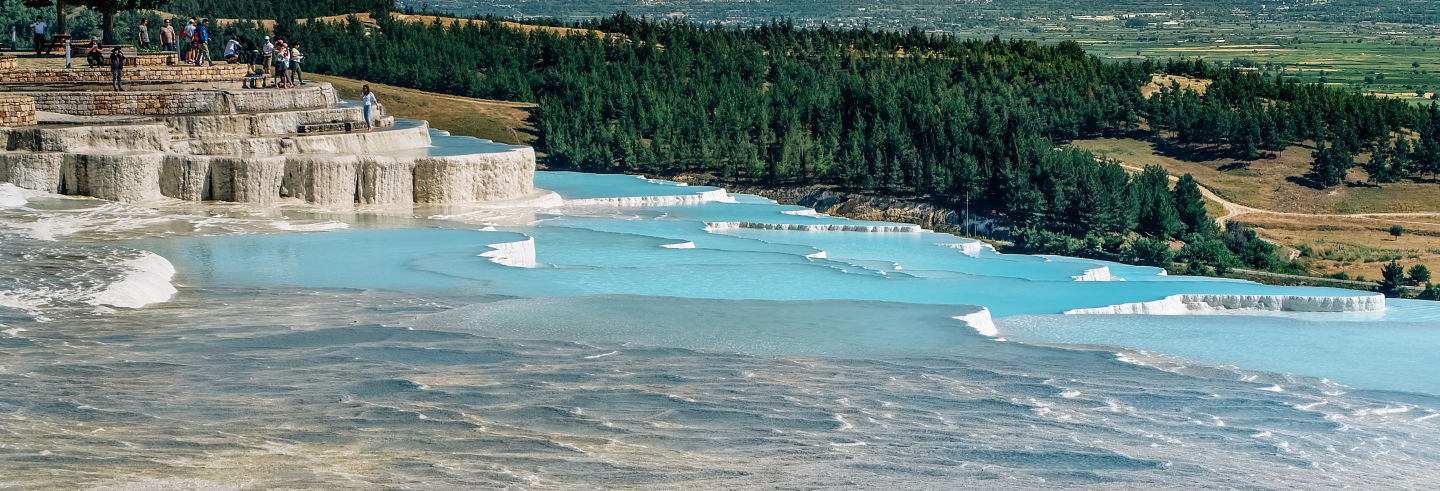 Pamukkale and Hierapolis Day Trip