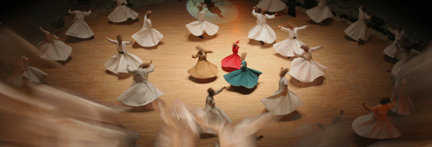 Whirling Dirvish Show