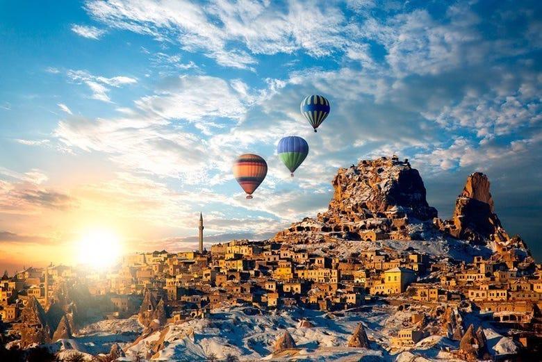 Private Tour of Cappadocia - Book Online at Civitatis.com