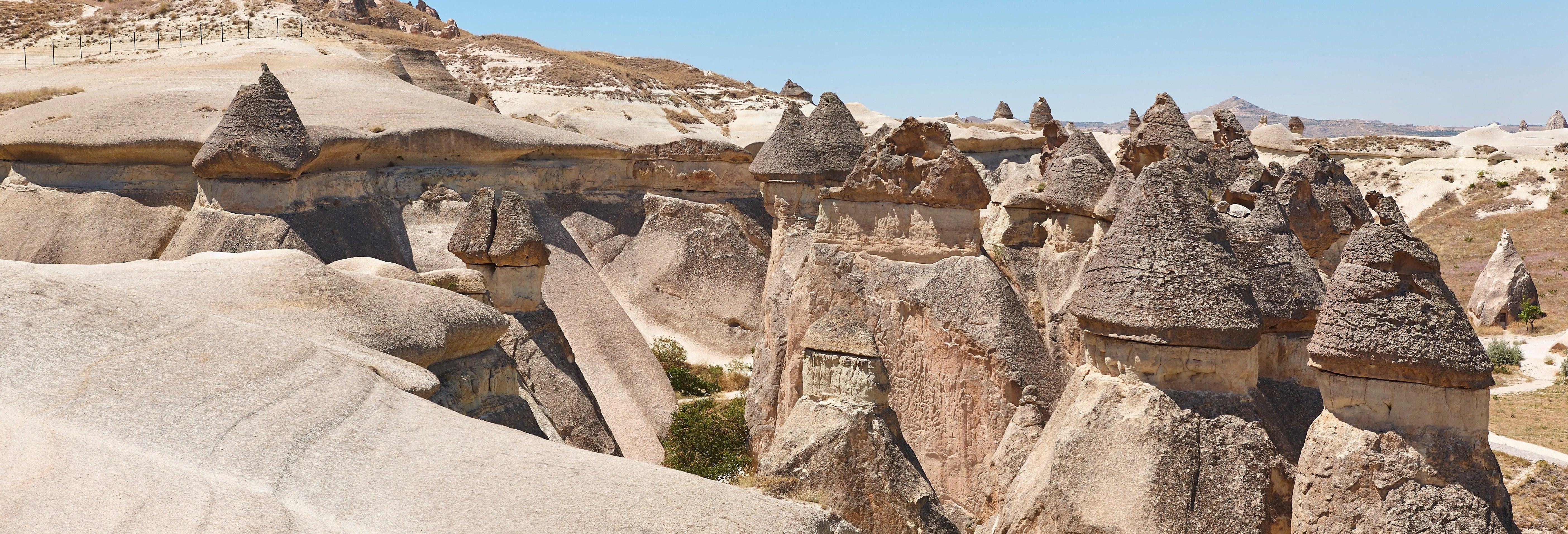 Excursion dans le nord de la Cappadoce