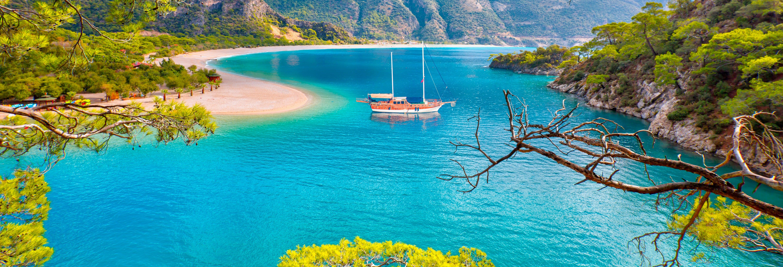 Crucero por las islas de la bahía de Fethiye