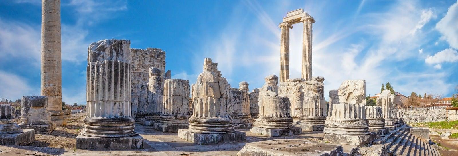 Excursion à Milet, Didyma et Priène