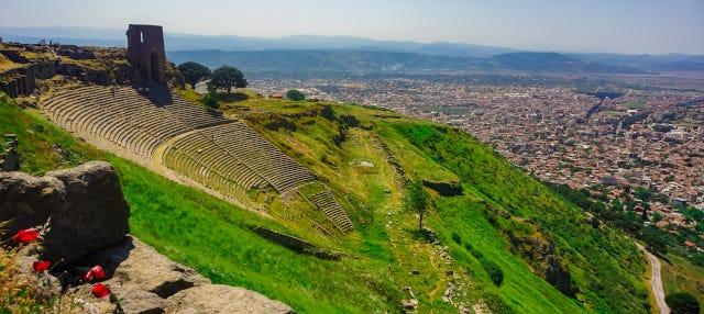 Excursión a Pérgamo