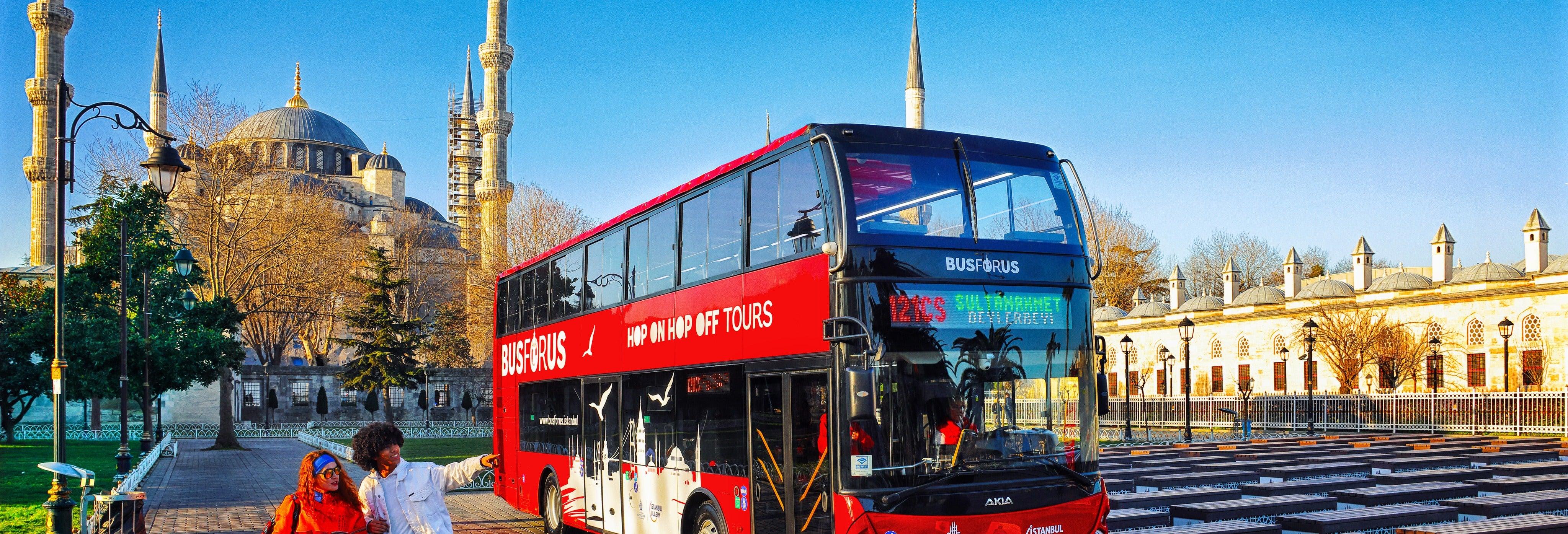 Autobús turístico de Estambul